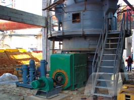 Equipment grouting